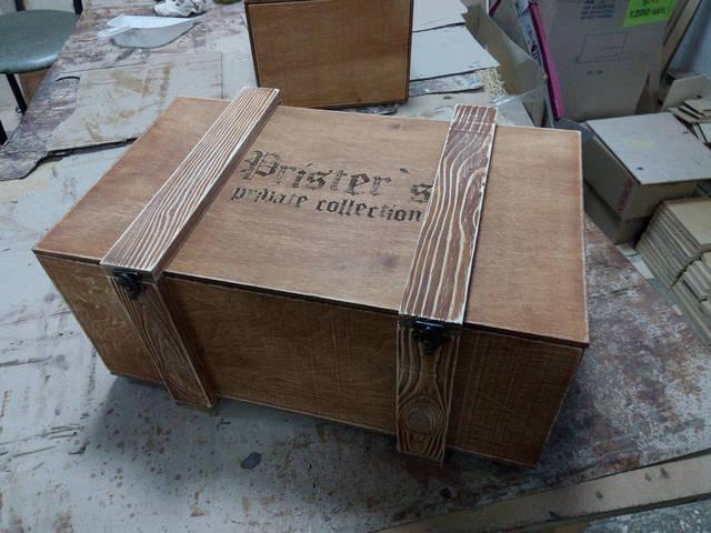 Коробки и ящики 20