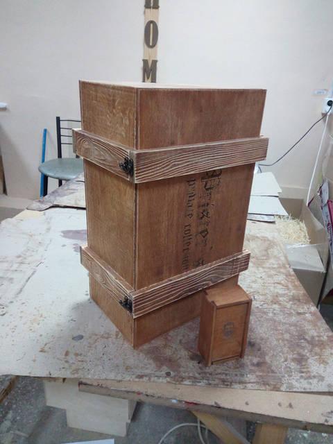 Коробки и ящики 24