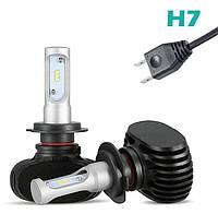 """Светодиодные лампы H7 """"Cyclon"""" (Type 9)(12-24V)"""