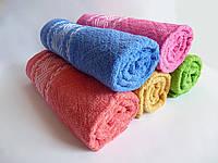 Махровое банное полотенце 140х70см (плетенка)