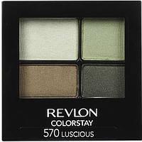 REVLON тени 4-е COLORSTAY стойкие 16 часов №570 luscious