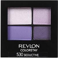 REVLON тени 4-е COLORSTAY стойкие 16 часов №530 seductive