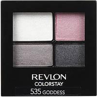 REVLON тени 4-е COLORSTAY стойкие 16 часов №535 goddess