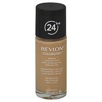 REVLON тональный крем комбинированная и жирная кожа Color Stay №350 Rich Tan