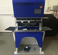 Электромеханический листогибочный пресс с ЧПУ CoastOne C900