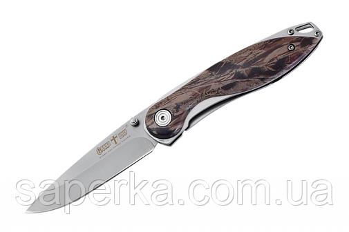 Нож многофункциональный с отверстием для темляка Grand Way 00341, фото 2