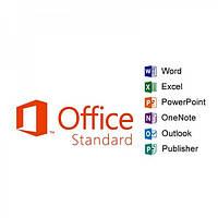 Microsoft Office 2016 Стандарт Украинский OLP No Level Academic (021-10550)