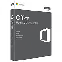 Microsoft Office Mac 2016 Для дома и бизнеса Русский 1 pack DVD Box (W6F-00878)