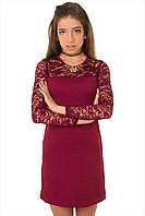 1402 - Платье для девочек Луиза, Tashkan