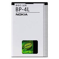 Аккумулятор АКБ Nokia BL-4L BP-4L 6650 6760S 6790 E6-00 E52 E55 E61i E63 E71 E72 E90 N97 N810 E110 650 E62 E71