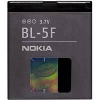 Аккумулятор АКБ Nokia BL-5F 6210 6210N 6210S 6260S 6290 6710 6710N E65 N78 N79 N93i N95 N96 X5-01