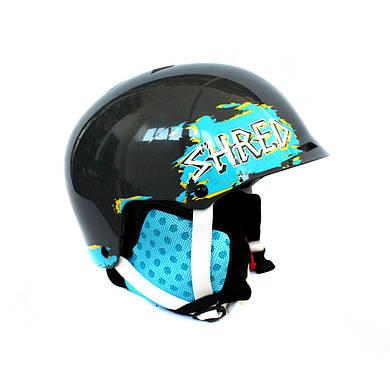Шлем Shred Half Brain Grey АКЦИЯ -49%