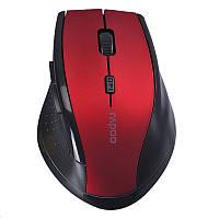 Беспроводная мышь Rapoo качество красная