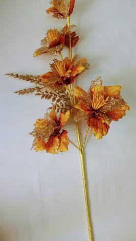 Искусственная,декоративная ветка для напольной вазы, фото 2