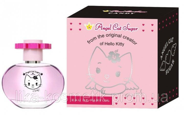 Детские  духи La Rive Hello Kitty Candy EDP 50ml - LIKA СOSMETICS в Житомире