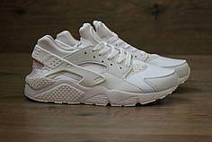 Кроссовки женские Nike Air Huarache White топ реплика