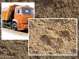 Доставка песка в Луганске и области