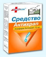 Апифарм антихрап  капли масляные  для носа 10мл