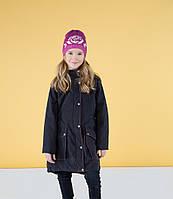 Демисезонная куртка парка для девочки LENNE PIIA. Размер 134.