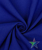 Габардин синий №17, ткань