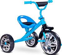 Велосипед  детский трехколесный TOYZ Caretero York от 3 лет до 25кг голубой