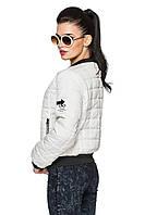 Куртка- бомбер для модниц от производителя.