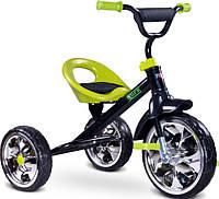 Велосипед  детский трехколесный TOYZ Caretero York от 3 лет до 25кг зеленый