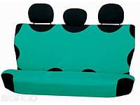 Майка сидения задняя зеленая х/б Kegel (Koszulki)