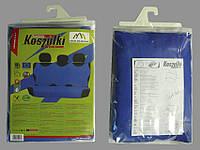 Майка сидения задняя синяя х/б Kegel (Koszulki)