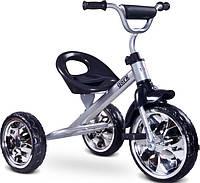 Велосипед  детский трехколесный TOYZ Caretero York от 3 лет до 25кг серый