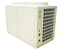 Тепловой насос CliTech воздух-вода CAR-48XB для отопления и горячей воды