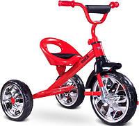 Велосипед  детский трехколесный TOYZ Caretero York от 3 лет до 25кг красный
