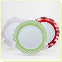 Набор фарфоровых тарелок MR10009-01 Maestro