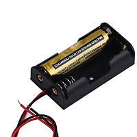 Бокс 2 АА Холдер 2хAA адаптер держатель батарей 2xAA, фото 1