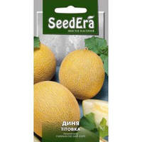 Семена Дыня Титовка 10 граммов SeedEra