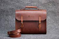 Классический кожанный портфель Briefcase