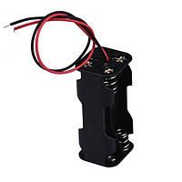 Бокс 4 ААА Холдер 4хAAA адаптер держатель батарей 4xAAA, фото 1