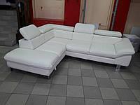 Кожаный диван угловой Германия новый
