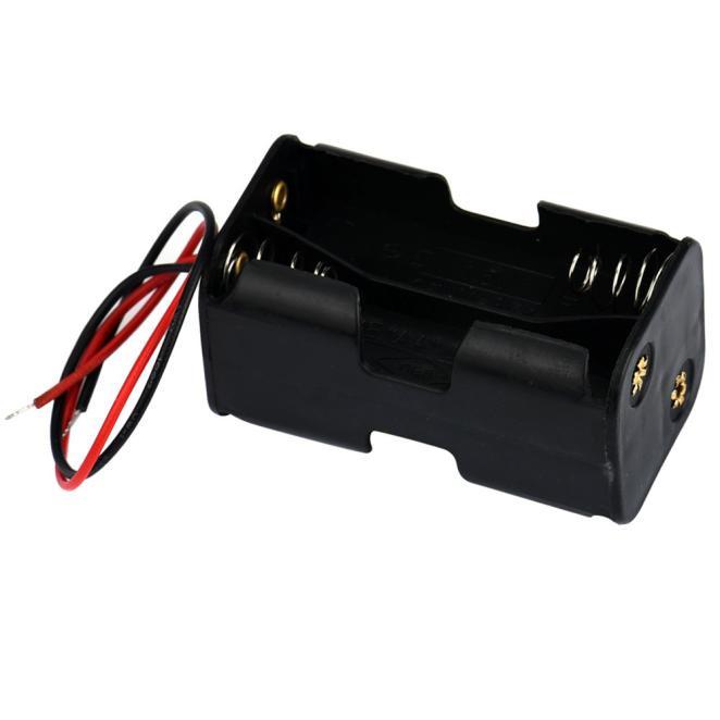 Бокс 4 АА Холдер 4хAA адаптер держатель батарей 4xAA