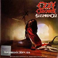 Музыкальный сд диск OZZY OSBOURNE Blizzard of Ozz (1981) (audio cd)