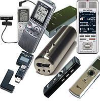 Диктофоны, MP3, наушники