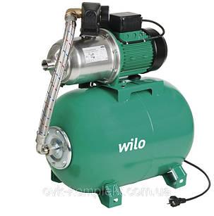 Wilo (Вило) MultiCargo HMC - Самовсасывающая насосная установка