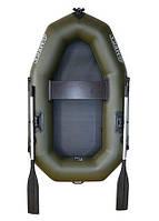 Omega 190L - лодка надувная гребная одноместная Омега 190 с уключинами, фото 1
