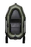 Omega 210LS(PS) - лодка надувная гребная Омега 210 с ковриком и передвижными сиденьями, фото 1