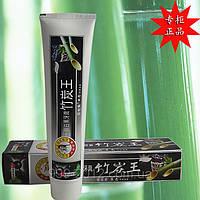 Зубная паста турмалиновая с бамбуковым углем. (черная)160 гр.