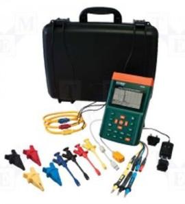 Анализатор мощности и гармоник Extech PQ3350-3 на 3000А - «IPS» — контрольно измерительные приборы: газоанализаторы, тепловизоры, мультиметры, осциллографы в Одессе