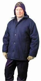 Куртка тёплая рабочая, фуфайка.