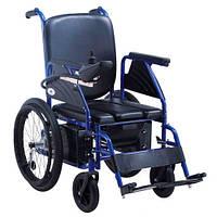 Инвалидная коляска с электроприводом Норма-Трейд KY119L-43