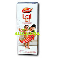 Детское массажное масло Лал Таил 50 мл., Дабур, Dabur Lal Tail Ayurvedic Baby massage oil, Аюрведа Здесь