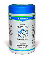 Салфетки Canina 741038 очищающие для глаз собак 120 шт.